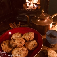 Biscuits croustillants et moelleux, en attendant le magicien...